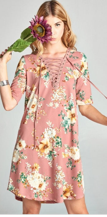Spring beauty dress