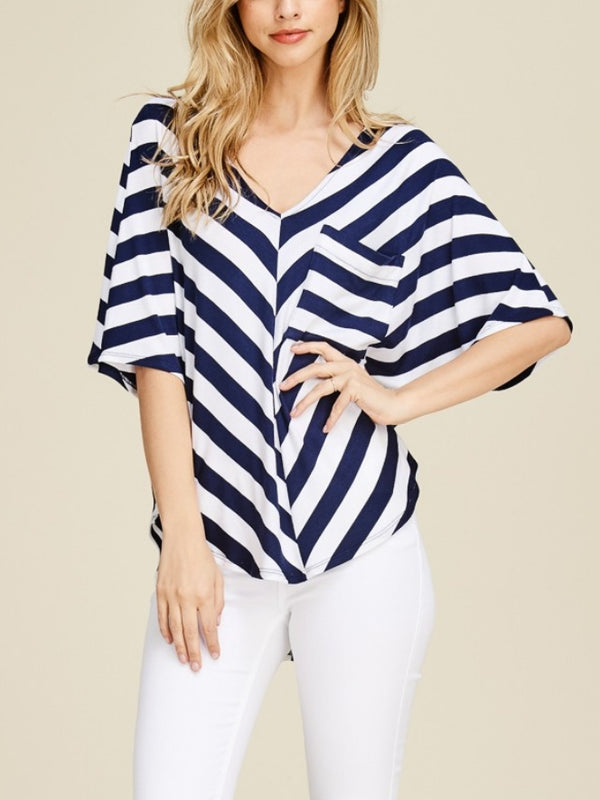 Karly striped top