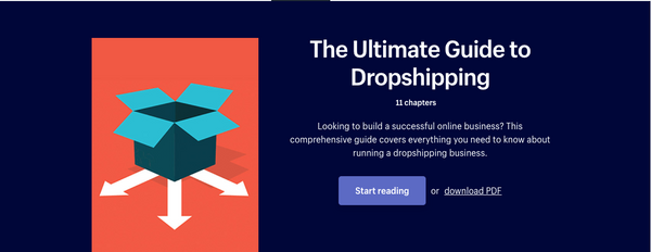 the ultimate guide to drop shipping