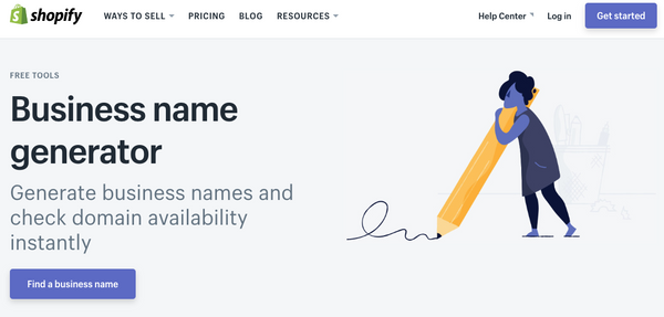 Top 10 Tools to Generate a Catchy Business Name