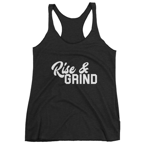 Rise and Grind Ladies Tank