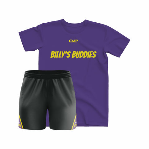 Billy's Buddies Uniform