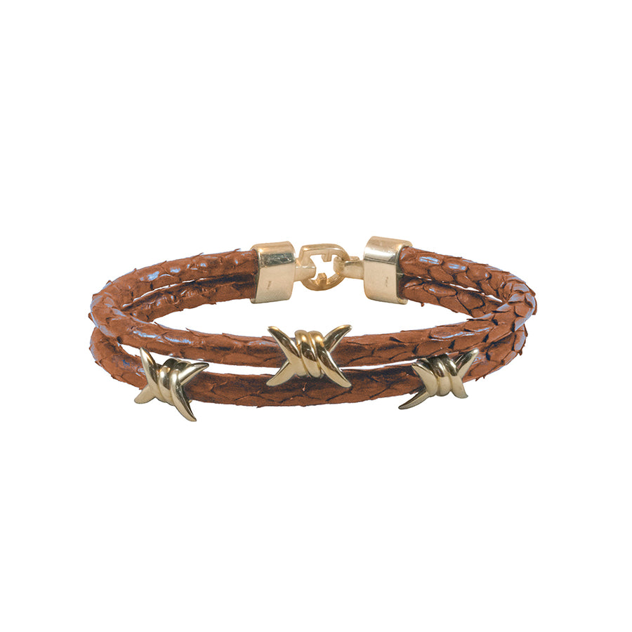 Solid Gold Bracelets - Jake Racklin