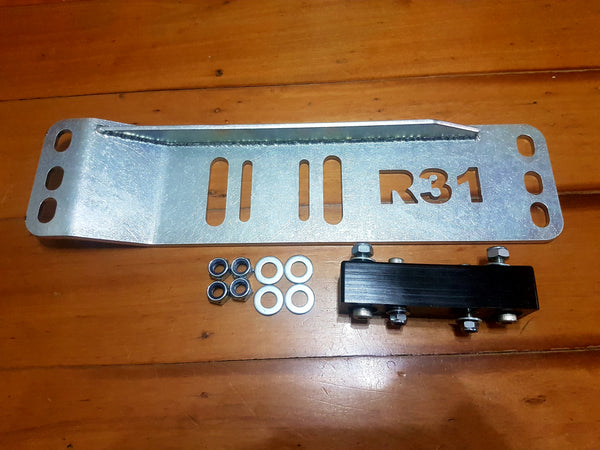 R31 SKYLINE MANUAL GEARBOX MOUNT - Bracket Only