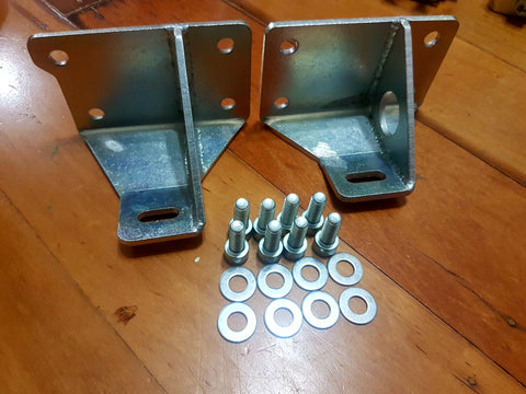 R33 R34 Skyline Barra conversion engine brackets