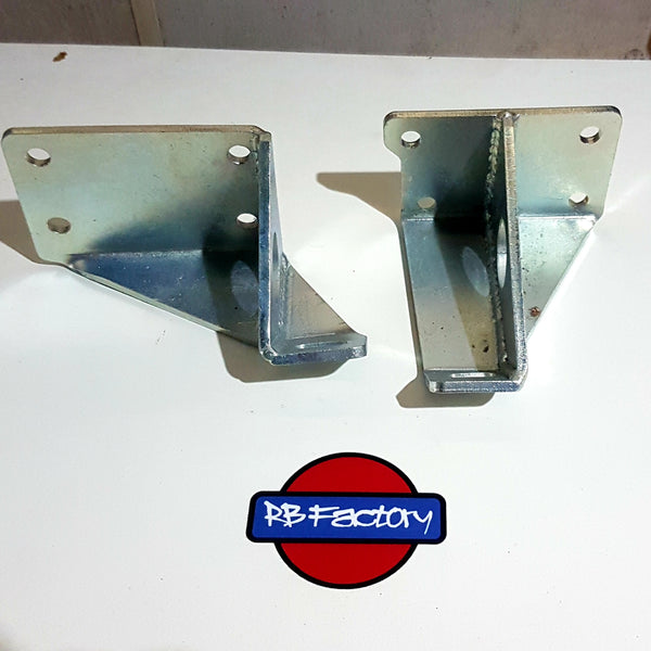 C34 Stagea Barra conversion engine brackets