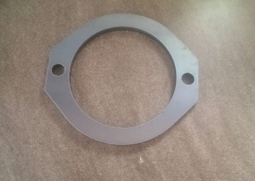 4 Inch 2 Bolt Exhaust Flange, Xforce Style, 125bc