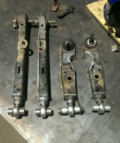 Nissan Control Arm Rose Joint Conversion