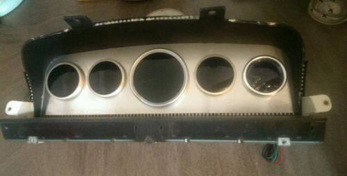 Holden VS Commodore Gauge Panel 4x52mm guages & 80mm Tacho.
