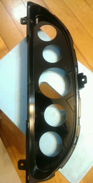 Nissan S13 Silvia 180sx Gauge Panel For 4 x 52mm Gauges & A 80mm Tacho.