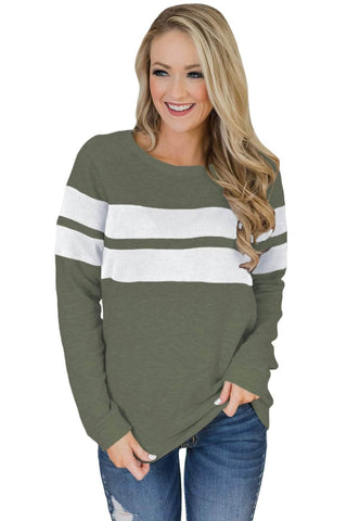 Softest Crewneck Ever Army Green