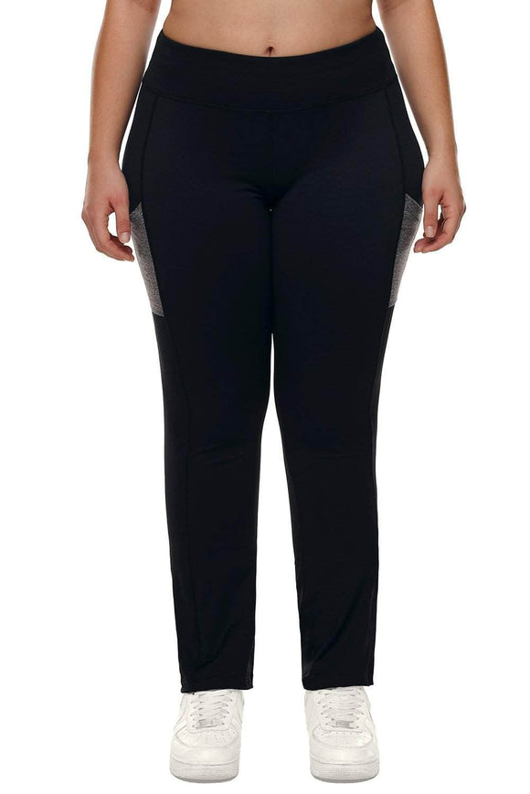 High Waist Tummy Control Workout Bootleg Yoga Pants