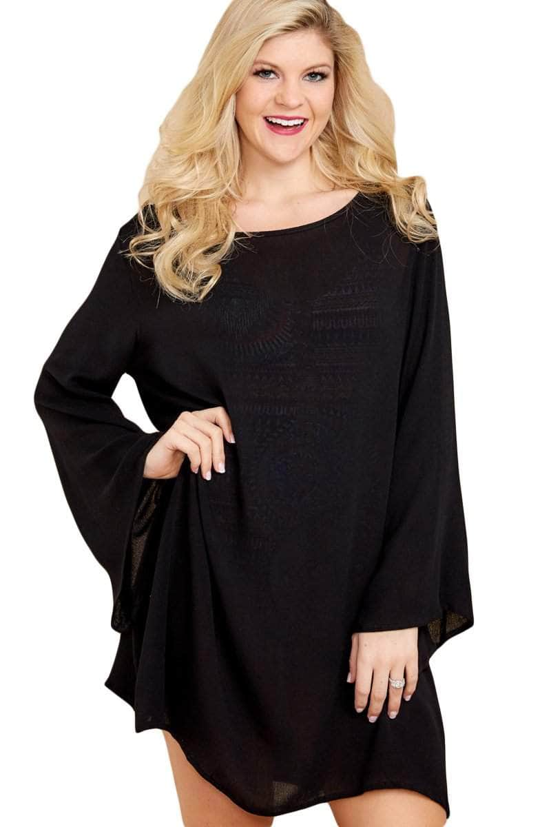 f4b382e2f2 Dip In The Pool Black Cover Up – Victory Roze