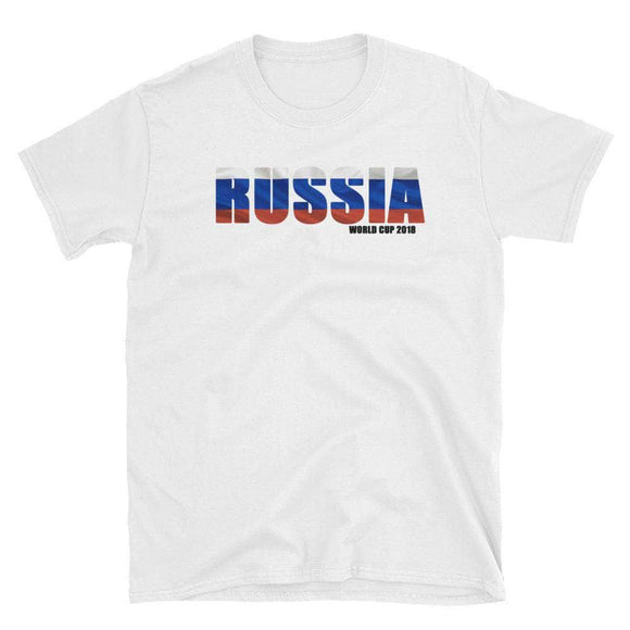 Men's 2018 Russia World Cup T-Shirt