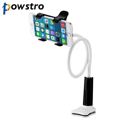 Lazy Switch Phone Holder Stand Universal Long Arm Mount for Cell Phones for E-readers with  Desktop Clip