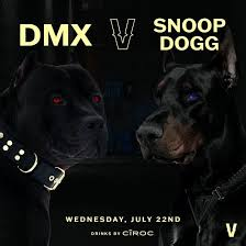 Snoop VS DMX