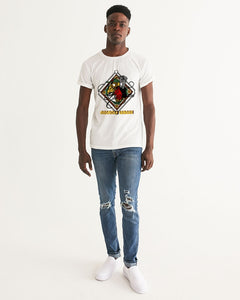Calligraphy grow Men's Graphic Tee