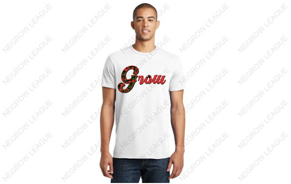 "Icon Short Sleeved  ""Grow""  T Shirt"