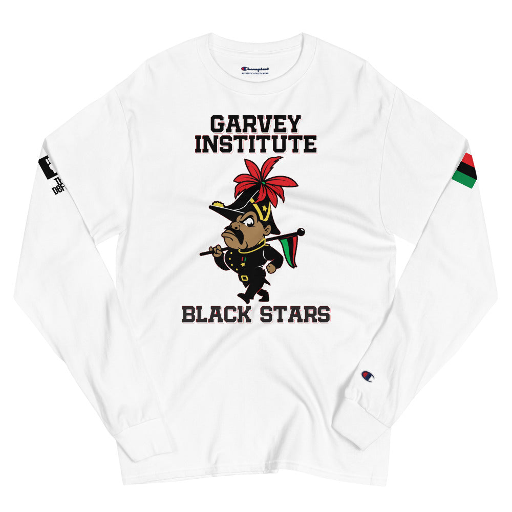 Garvey Institute Men's Champion Long Sleeve Shirt