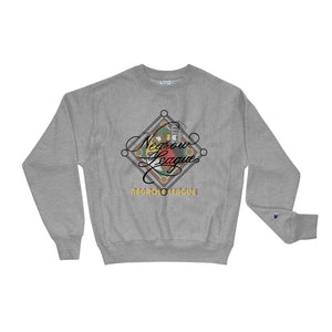 NEGROW LEAGUE CALLIGRAPHY Champion Sweatshirt