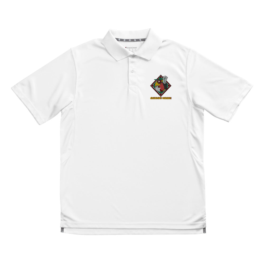 "Negrow League Champion  ""Charlie Stifford"" Performance Polo"
