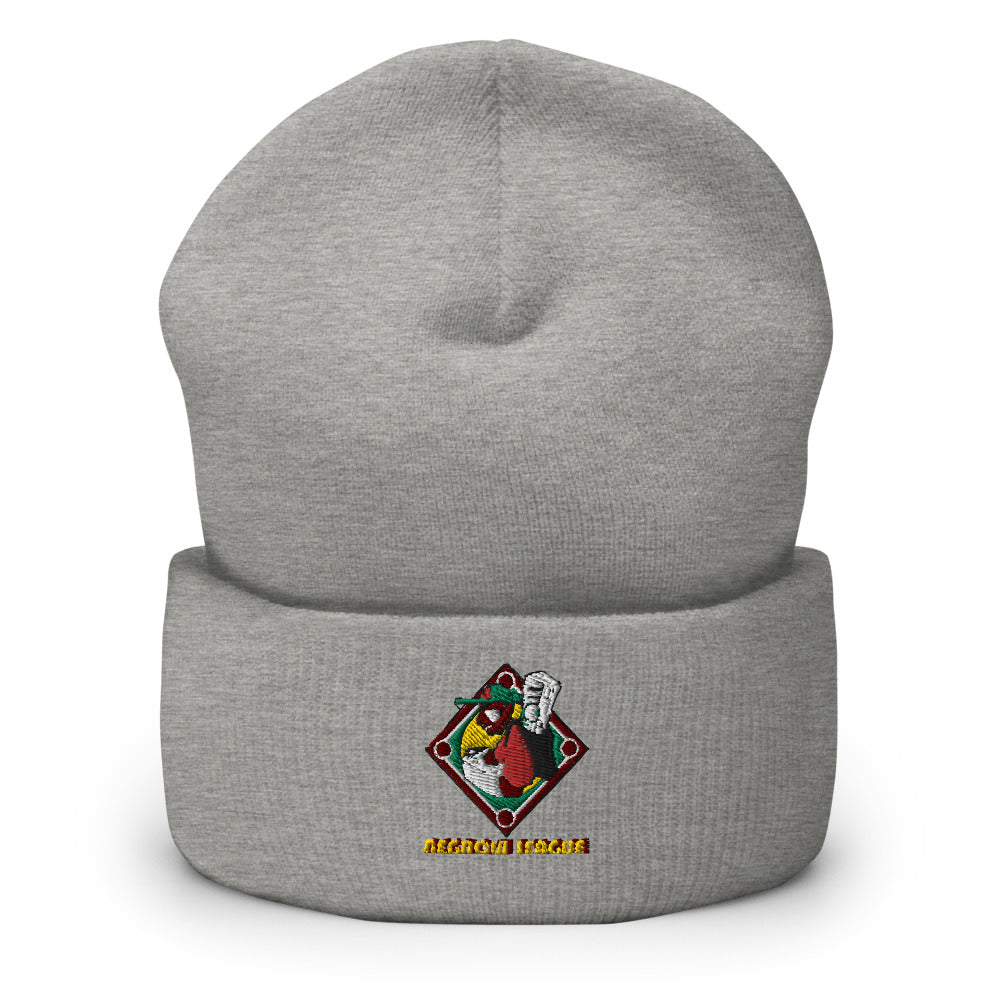 Negrow League Beanie