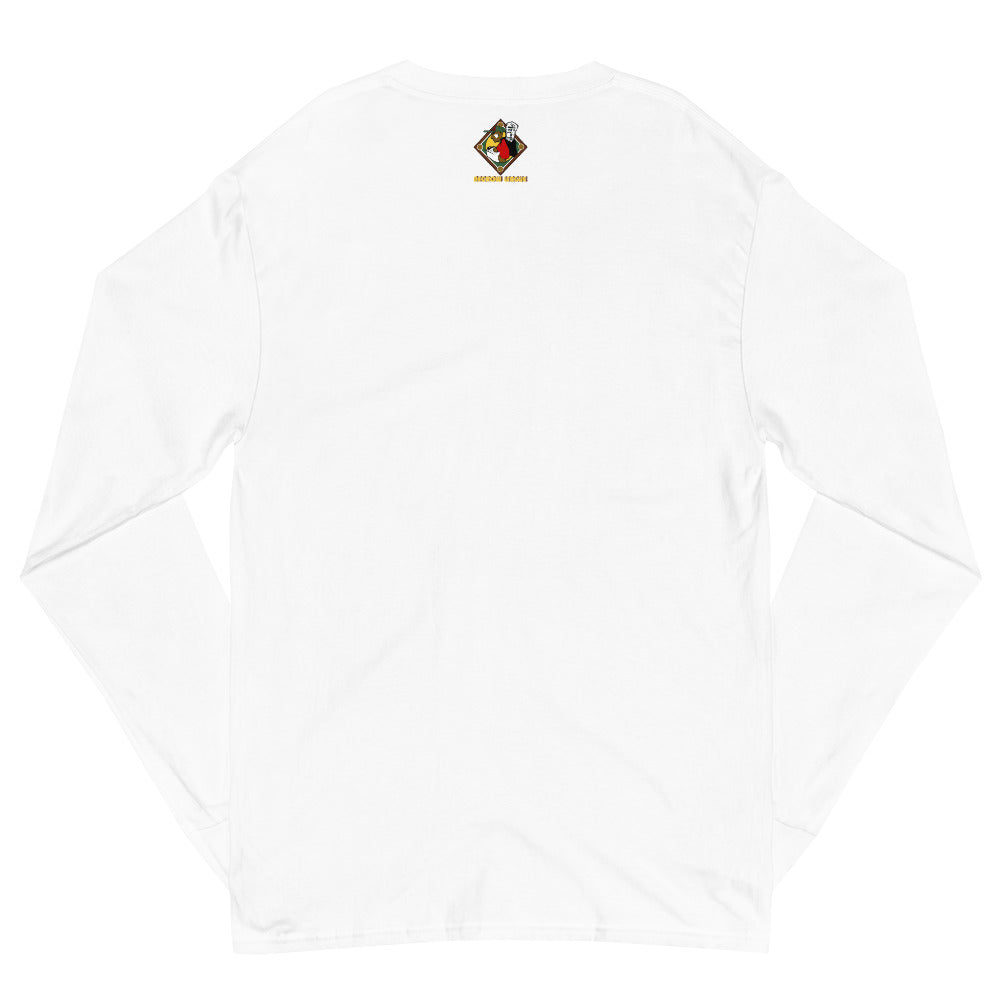 Negrow League X Defiant INTL collaboration Champion Long Sleeve Shirt