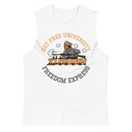 Freedom Express Cut Off T Shirt