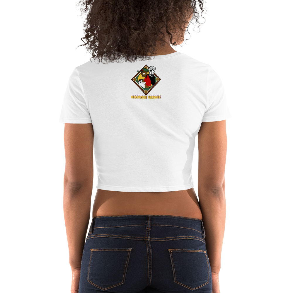 Tubman Freedom Express Women's Crop Tee