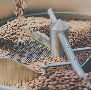 USDA Certified Organic Coffee Roasting