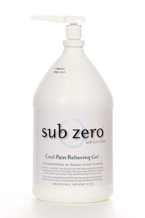 Sub Zero Jug (1 Gallon)