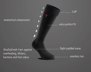 O-motion Recovery & Business Socks