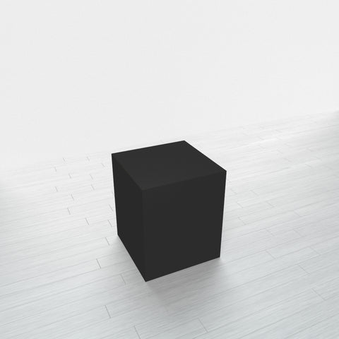 RECTANGLE - Black Base + Black Top - 15x15