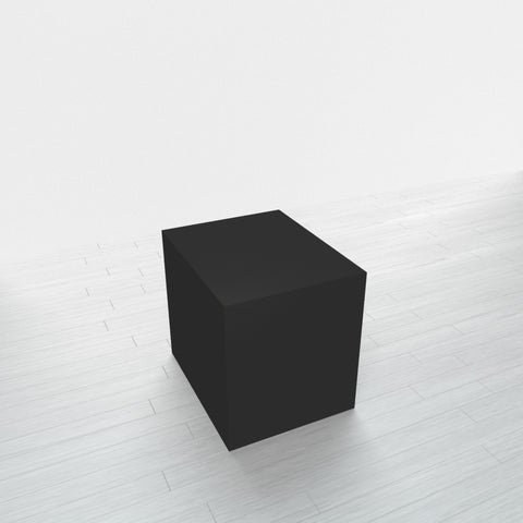 RECTANGLE - Black Base + Black Top - 16x20