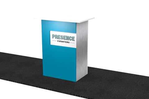 Presence Knock-Down Counter - F