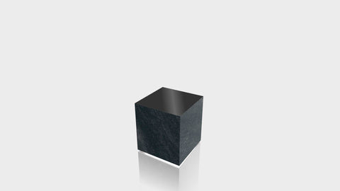 RECTANGLE - Basalt Slate Base + Black Top