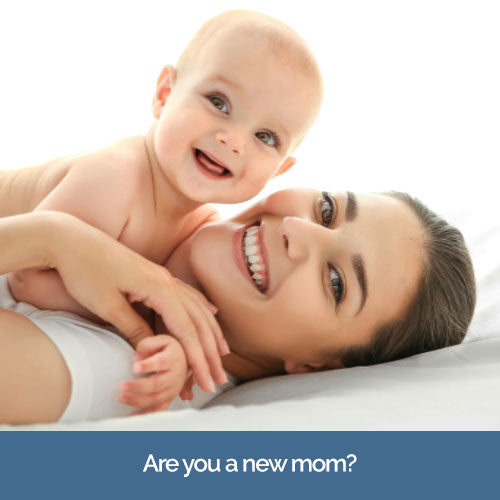 Are you a new mom?