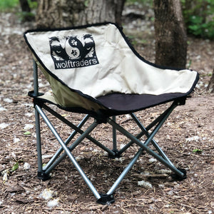 Wolf Traders Little Wolf Micro Camp Chair