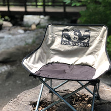 Wolftraders lilwolf small camp chair portable