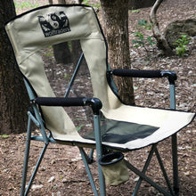 Wolftrader Chill'Back Camp Chair Top Looking Down