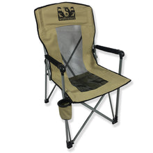 Wolftraders Chill Back Camp Chair