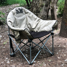 CloudWolf Hi-Back Cushioned Sofa Camp Chair