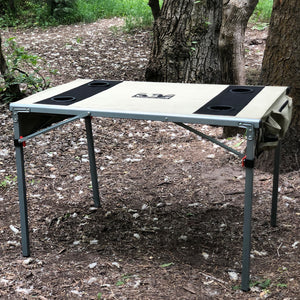 4Wolves Lightweight Collapsing Camp Table