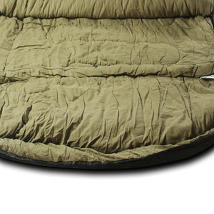 TwoWolves 20℉ 2-Person Premium Comfort Sleeping Bag