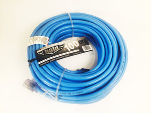 100' 10-Gauge SJTW Contractor Grade ETL Listed Lighted End Extension Cord