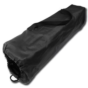 Turbocot Premium Deluxe Folding Hammock Style Camping Cot, Black