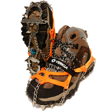 MountTrack 14-Point 3/4-Inch Hiking and Mountaineering Crampons