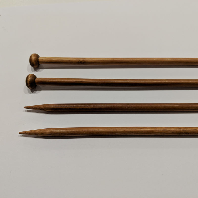 Bamboo Knitting Needles - Oz Yarn