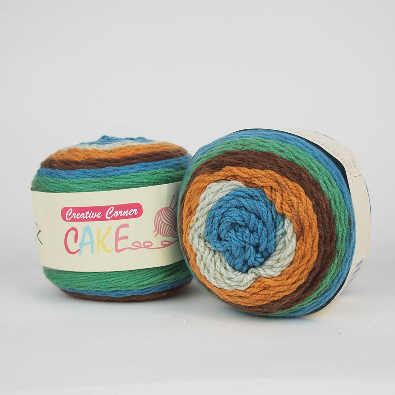 Creative Corner Cakes - Oz Yarn