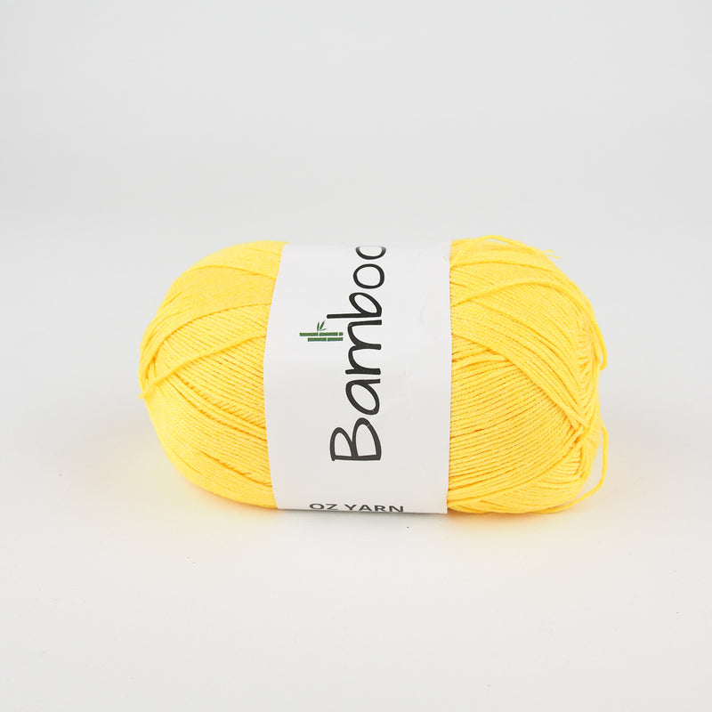 Bamboo Cotton Yarn 100g - Oz Yarn